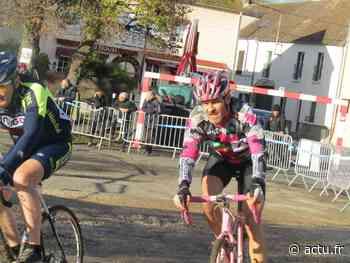 Roissy-en-Brie : Frédéric Bourguignon (Team Cycliste en Danseuse) champion de Seine-et-Marne de cyclo-cross (Ufolep) - actu.fr