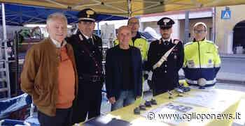 Castellucchio: carabinieri tra la gente al mercato settimanale - OglioPoNews