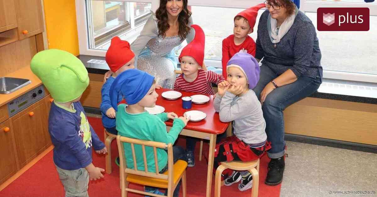 Besuch: Das machen Anita und Alexandra Hofmann im Kindergarten - Schwäbische