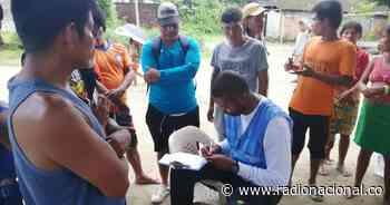 Comunidad indígena de Nuquí recibe atención de la Personería - http://www.radionacional.co/