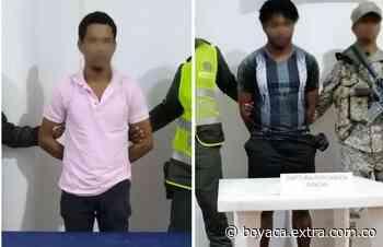 En Nuquí, Chocó, dos integrantes del 'Clan del Golfo' fueron capturados - Extra Boyacá