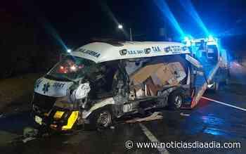 Se recuperan lesionados por accidente de tránsito en Villapinzón,... - Noticias Día a Día