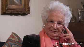 """Liliana Segre, rescapée d'Auschwitz : """"Cette haine a toujours été là"""" - Euronews"""