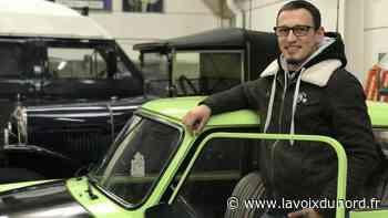 Laventie : une nouvelle sellerie, Le Chas noir, va bichonner vos véhicules anciens rue Parfait - La Voix du Nord