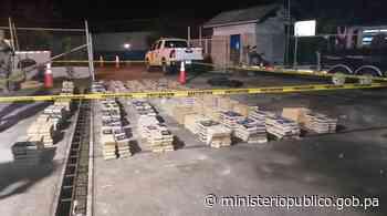 MP aprehende a 3 ciudadanos por incautación de droga en Punta Burica - ministeriopublico.gob.pa