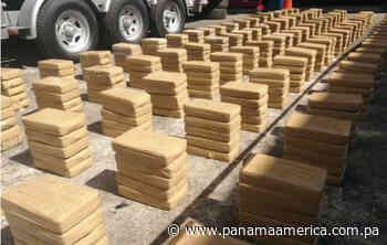 Decomisan 500 paquetes de droga en Punta Burica; tres colombianos están detenidos - Panamá América