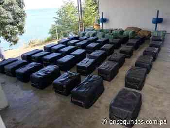 Millonario decomiso de droga en Punta Burica - En Segundos