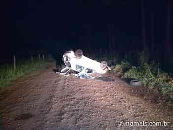 Adolescente de 17 anos morre ao capotar carro em Fraiburgo - ND - Notícias
