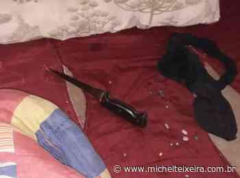 Homem é encontrado morto dentro de casa no interior de Fraiburgo - Michel Teixeira