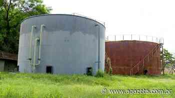 Baixo Guandu tem duas estações de tratamento de esgoto abandonadas - A Gazeta ES
