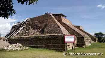 Revisarán avances en reconstrucción de Monte Albán - El Imparcial de Oaxaca