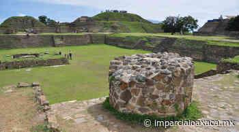 Celebran descubrimiento de Tumba 7 en Monte Albán - El Imparcial de Oaxaca