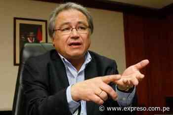 """Humalista Albán critica que algunos integrantes de la JNJ tienen un claro """"perfil político"""" - Expreso (Perú)"""