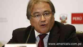 Tribunal Constitucional: Walter Albán solicitó información sobre Susana Távara - América Televisión