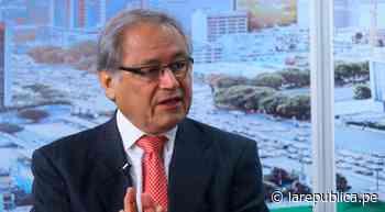 Odebrecht: Walter Albán asume la defensa del procurador ad hoc Jorge Ramírez - LaRepública.pe