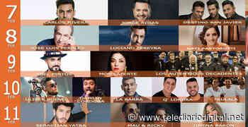 ¡PALPITA EL FESTIVAL DE VILLA MARIA 2020! - Telediario Digital