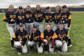 Port Rexton high school girls softball team claims provincial silver medals - The Telegram