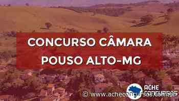 Câmara de Pouso Alto-MG abre vaga para Contador - Ache Concursos