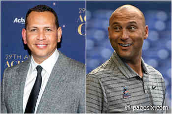 Alex Rodriguez and Derek Jeter's beef is over