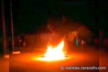 Asonada contra Electricaribe en Barranco de Loba, Bolívar, Chimichagua y la Loma, Cesar - Noticias Caracol