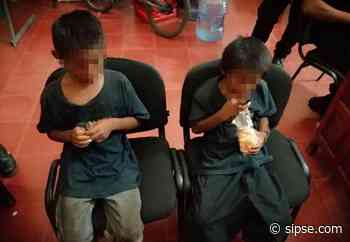 Rescatan a menores callejeros en Chemax y les dan refugio - Sipse.com
