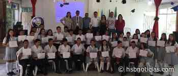 Nimaima, Cundinamarca, pionero en proyecto piloto de bilingüismo   HSB Noticias - HSB Noticias