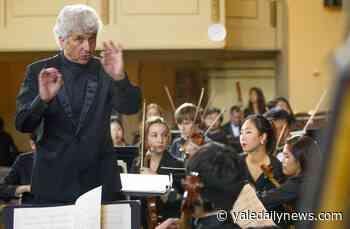 Philharmonia to perform Debussy, Weber and Rimsky-Korsakov - Yale Daily News