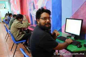 GEM entrega equipo de cómputo a la Biblioteca Municipal de Amecameca - Noticiario Así Sucede