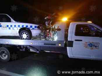 Vecinos de Amecameca golpean a taxista que atropelló a dos peregrinos - La Jornada