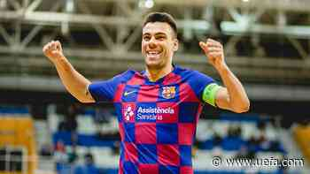 Barça, KPRF, Murcia, Tyumen into Futsal Champions League finals: elite round report - UEFA.com