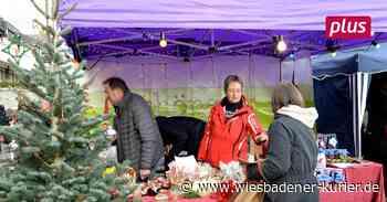 Walluf stimmt sich mit Weihnachtsmarkt auf Adventszeit ein - Wiesbadener Kurier