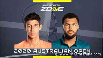 2020 Australian Open – Alexei Popyrin vs Jo-Wilfried Tsonga Preview & Prediction - The Stats Zone