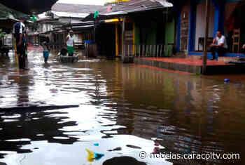 Emergencia invernal en Vigía del Fuerte por inundaciones - Noticias Caracol