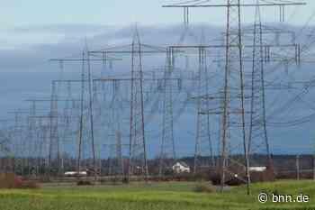 Stromtrasse stößt auf Widerstand in Eggenstein-Leopoldshafen - BNN - Badische Neueste Nachrichten