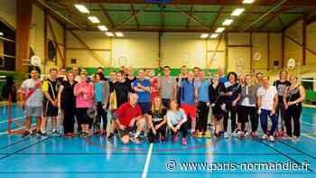 À l'Éveil sportif de Franqueville-Saint-Pierre, le badminton c'est que du plaisir - Paris-Normandie