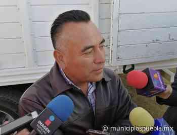 Radial a Tlaxcalancingo estará lista en marzo: Vicens Márquez - Municipios Puebla
