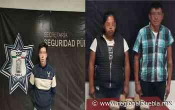 En hechos distintos, detiene SSP a narcomenudistas en Puebla capital y Tlaxcalancingo - regionalpuebla.mx
