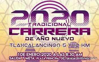 Tlaxcalancingo abre calendario de carreras para 2020 - Milenio