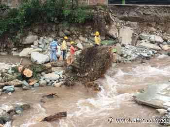 Recursos de regalías se destinarán para obras de mitigación tras avalancha en Mocoa - La FM