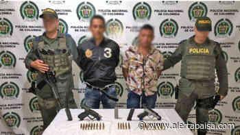 Capturan a dos hombres señalados de asesinar a otro en Vegachí, Antioquia - Alerta Paisa