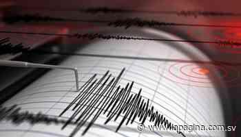 MARN reporta sismo en San Francisco Menéndez - Diario La Página