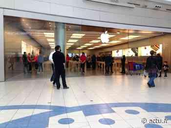 Yvelines. Le Chesnay-Rocquencourt : quatre mois de prison avec sursis pour les voleurs de l'Apple Store à Parly 2 - actu.fr