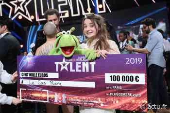 Yvelines. Le Cas Pucine, du Chesnay-Rocquencourt, remporte la finale de La France a un incroyable talent - actu.fr