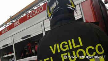 Ponte Felcino, paura in una casa: a fuoco i mobili del giardino - PerugiaToday