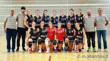 Volley B2 femminile, l'Emanuel Riviera cade senza attenuanti a Ponte Felcino 3-1 - AltaRimini