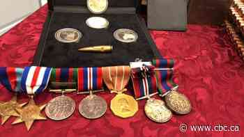 Oromocto woman appeals for return of grandfathers' WWII medals stolen over Christmas - CBC.ca