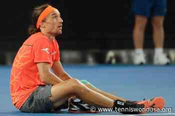 Alexandr Dolgopolov once again pushes his comeback date - Tennis World USA