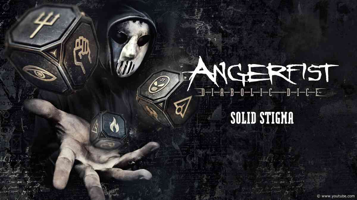 Angerfist - Solid Stigma (Diabolic Preview)