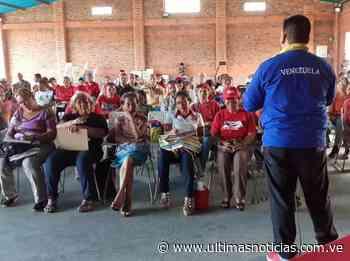Uneti impulsó taller de formación en petro a comunidad de Güigüe - Últimas Noticias