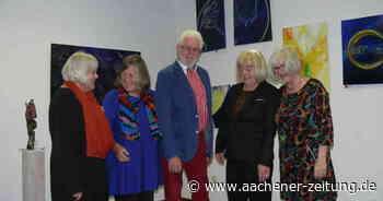 Künstler stellen im Alten Rathaus in Ratheim aus - Aachener Zeitung